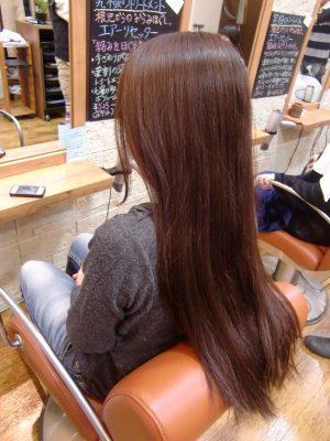 スーパーロングでも根元から毛先までサラサラになる方法があります。